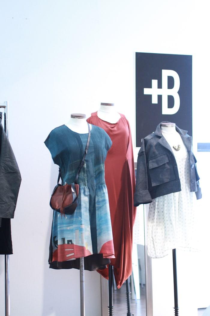 Bishop Collective showroom