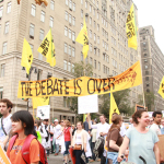 Pictures and Observations From the Biggest Climate March in History