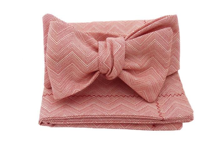Zelma Rose bow tie