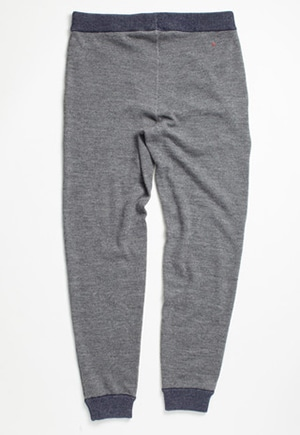 Apolis Baby Alpaca Travel Pant  // Made in Peru