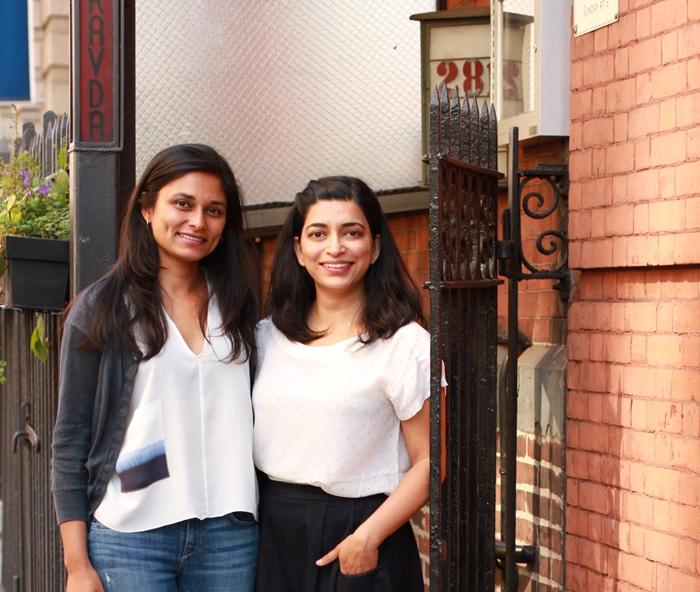 Sumeera and Nadia of Madesmith
