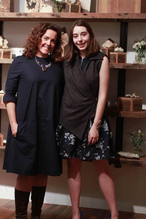 Melissa Joy Manning and The Style Line's Rachel Schwartzmann