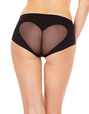 Heart panties #valentinesday