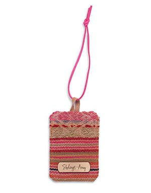 Fair Trade luggage tag