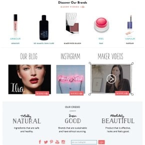 Interview With Annie Jackson, Co-Founder of Amazing New Beauty Site Credo
