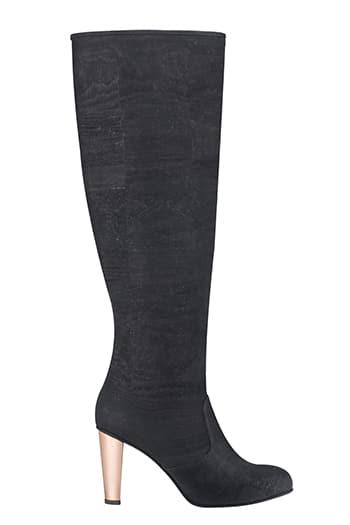 Knee High - Charcoal Cork