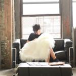 Studio Tour: Sustainable Fashion Designer Titania Inglis