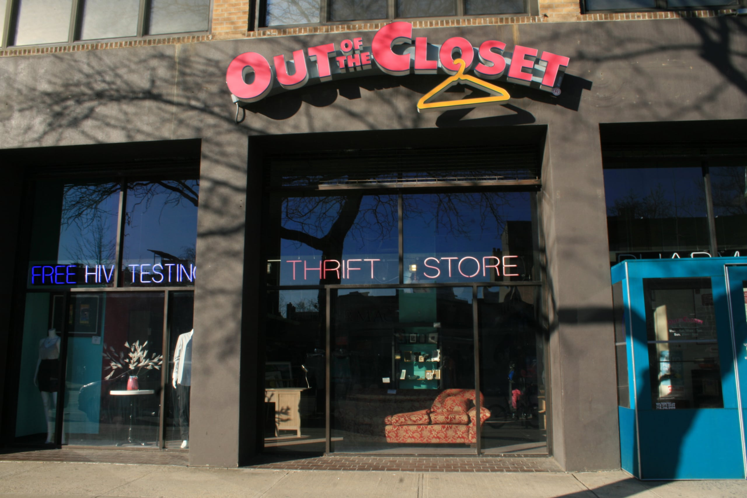 Dirt cheap store locations - This Thrift Store On Atlantic Avenue Drew Me In With Its Funky Exterior Not To