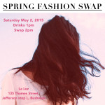 Update Your Wardrobe at the EWC's Spring Fashion Swap