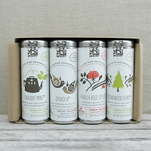 Mother's Day gift idea: sweet n' spicy tea box