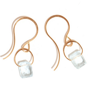 Mother's Day Gift: Melissa Joy Manning earrings // sustainable