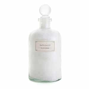 Mother's Day gift: detoxifying bath salts