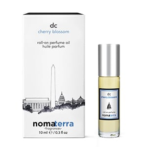 Mother's Day gift: roll-on perfume that evokes the best smell from her hometown!