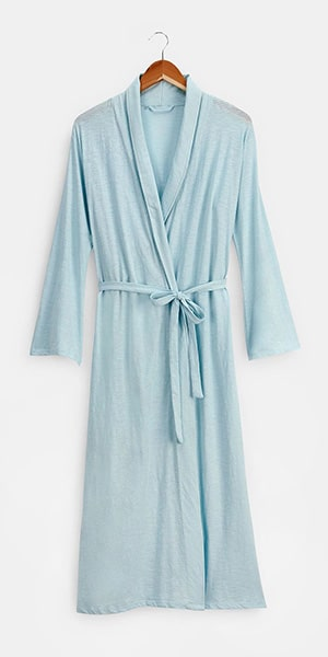 Mother's Day Gift: Organic Robe