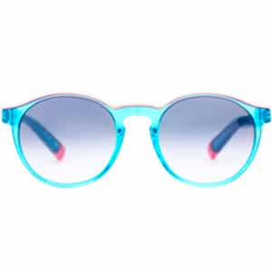Made with eco-friendly acetate.