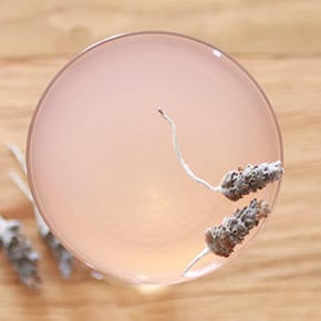 Cocktail Recipe: Provence in Spring, with Lavender and Coconut Water