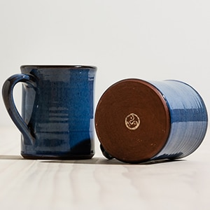 Father's Day // Hand-thrown mugs