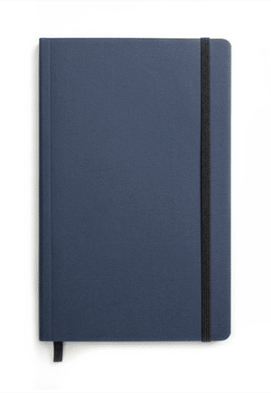 Father's Day // Linen journal by Shinola