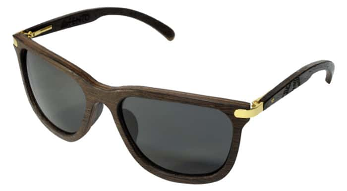 Father's Day // Wooden sunglasses