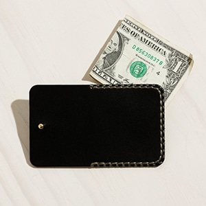 Father's Day // black wallet
