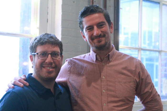Mayanoki founders David Torchiano and Josh Arak