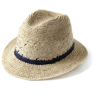 Fair trade beach hat // eco-friendly beach essentials