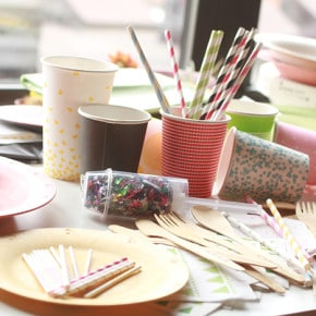 Get All the Adorables from Susty Party's Sustainable Partyware