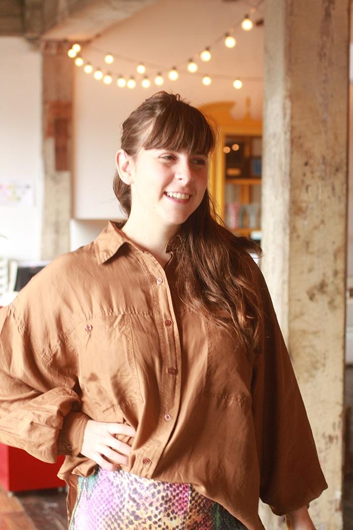 Susty co-founder Emily