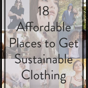 The 16 Most Affordable Places to Buy Sustainable, Eco-Friendly, and Ethical Fashion