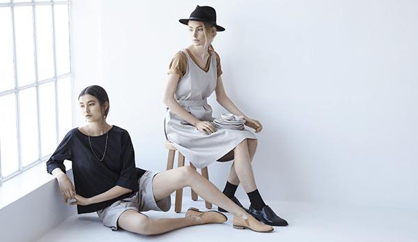 A look from Australian brand kowtow
