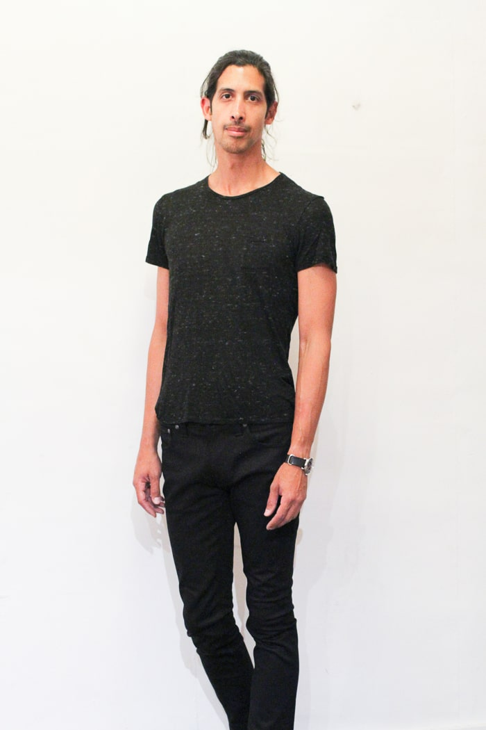 Nudie organic cotton men's jeans