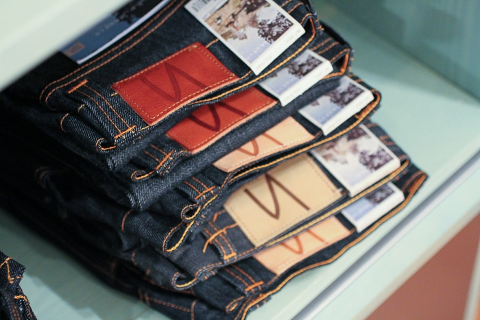 Nudie Organic Jeans