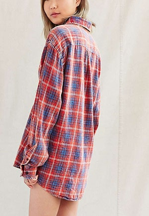 Vintage flannel shirt