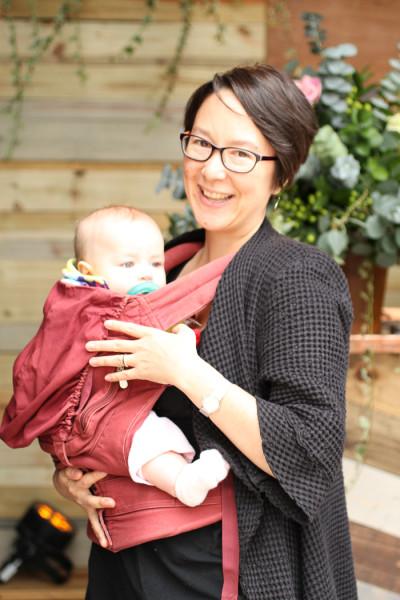 Karen Shimizu of Rodale's Organic Life