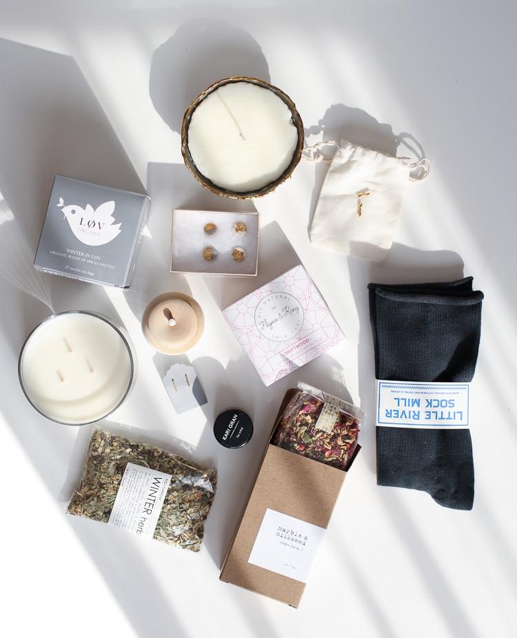 Eco-friendly stocking stuffers