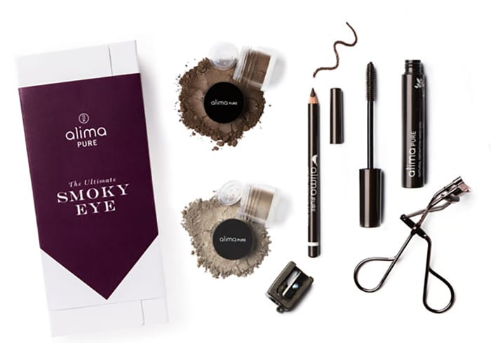 Alima Pure Ultimate Smoky Eye Kit