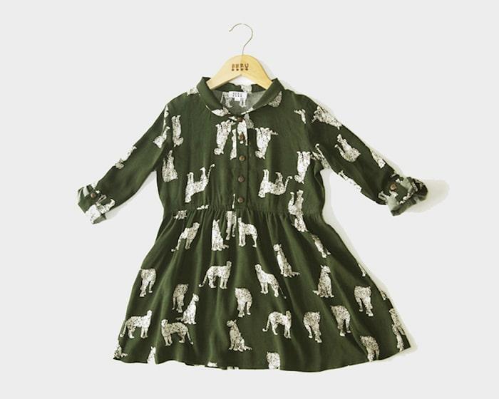 Beru Kids Leopard Dress