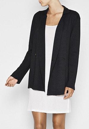 Aiayu // llama wool blazer