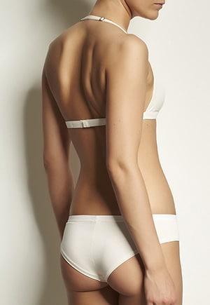 Woron modal and non-toxic dye lingerie