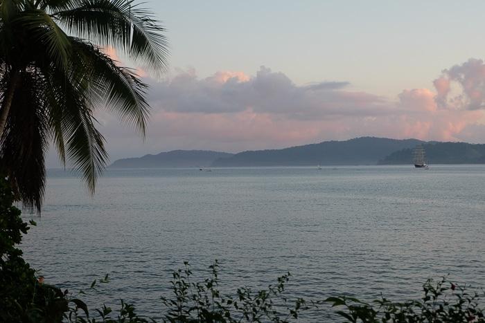 Sunrise, Drake Bay, Costa Rica
