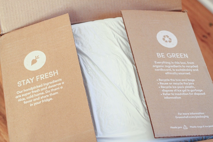 Gree Chef Review packaging