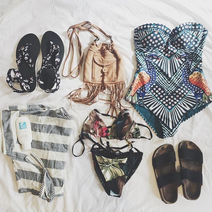 Packing List: Osa Peninsula, Costa Rica