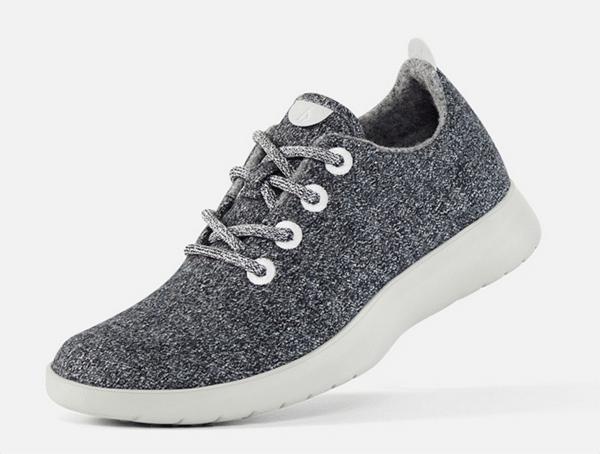All Birds Merino wool shoe