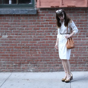 Sustainable Street Style: Work Hard, Socialize Hard