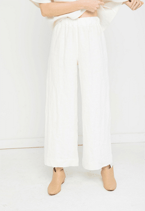Elizabeth Suzann linen pants | In OS plus
