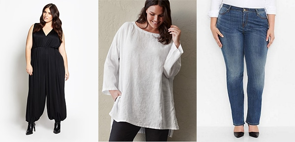 Sustainable and ethical plus size clothing