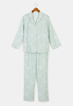 Organic cotton PJs to wear for sleepovers with the grandkids