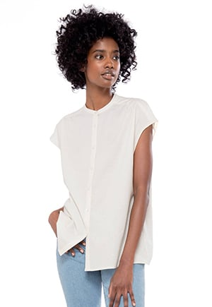 Organic cotton blouse | Comes in XL