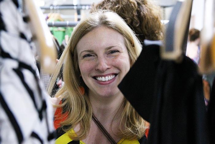 Brittany Barton of Sparkle Kitchen