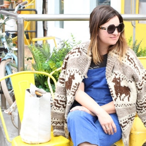 'Psychically Feral': Jen Stilwell of All Hands and Her Badass Leather Goods